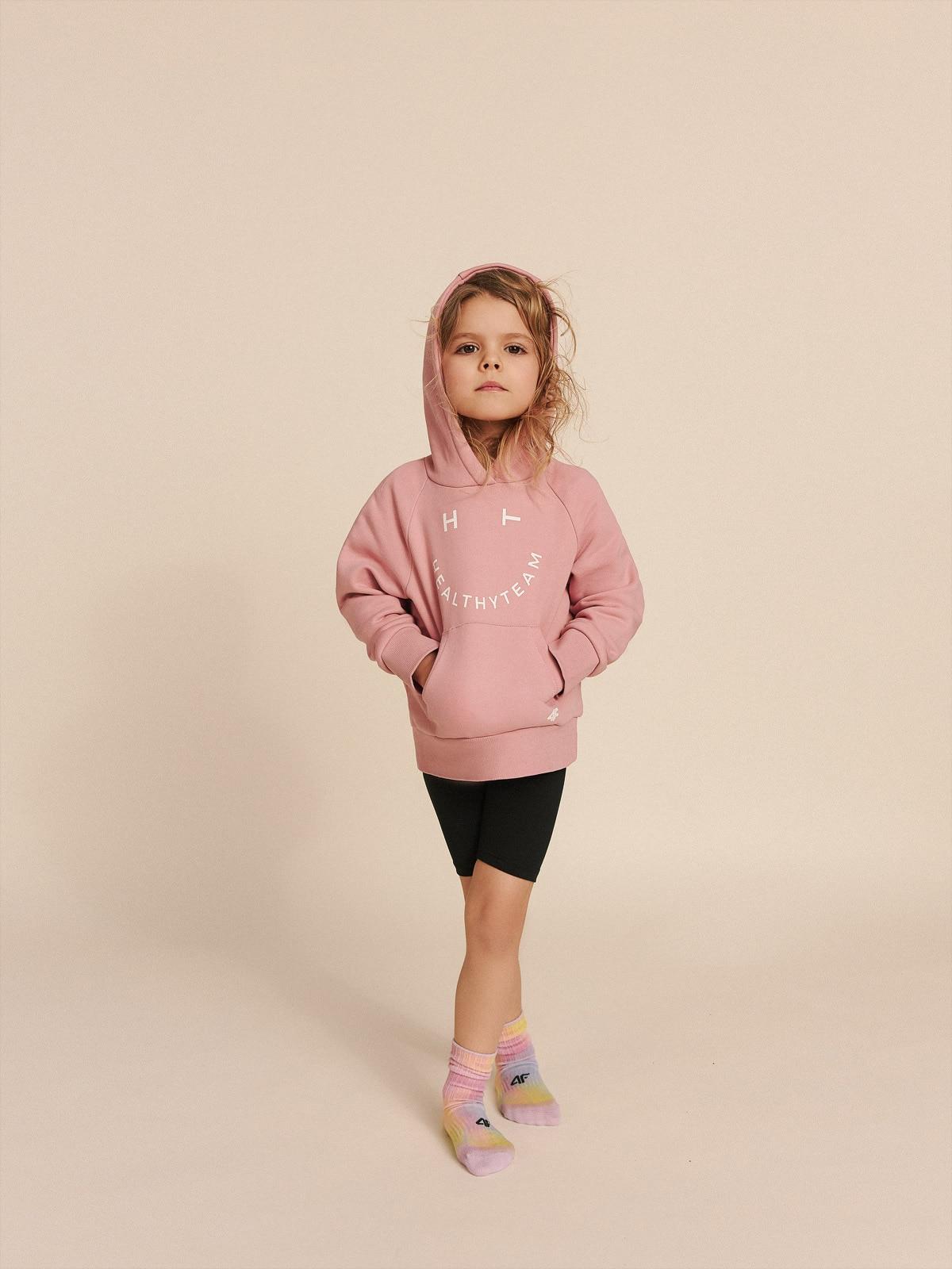 Imagine Bluza Pentru Fete Healthy Team ul Annei Lewandowska