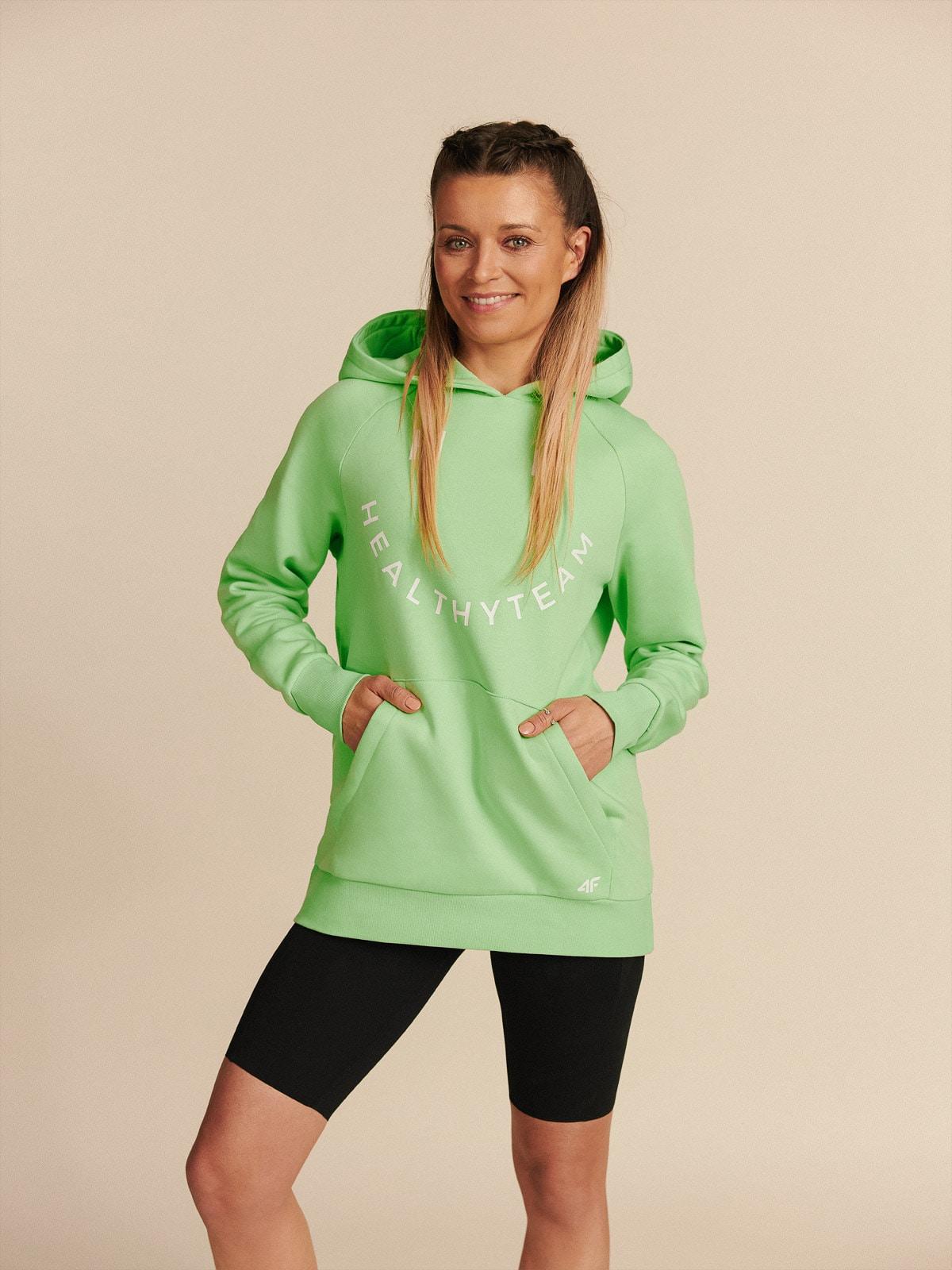 Imagine Bluza Pentru Femei Healthy Team Ul Annei Lewandowska