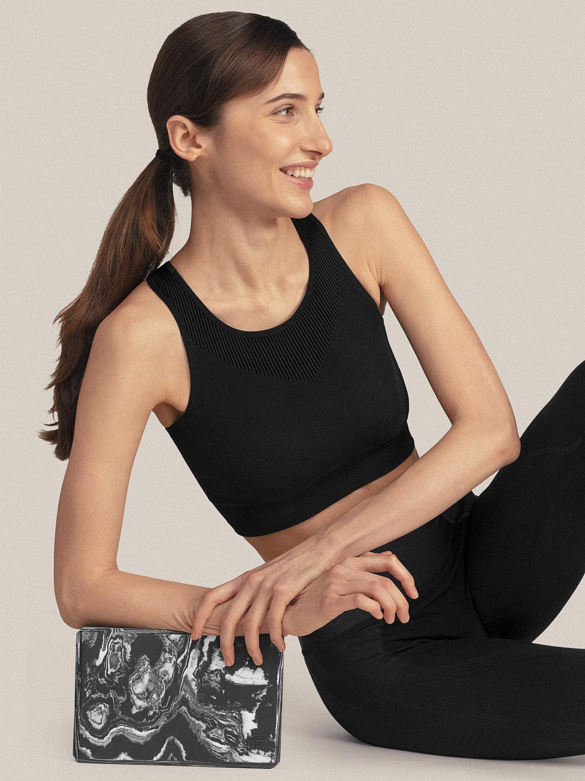 Imagine  Sutien De Sport Pentru Yoga