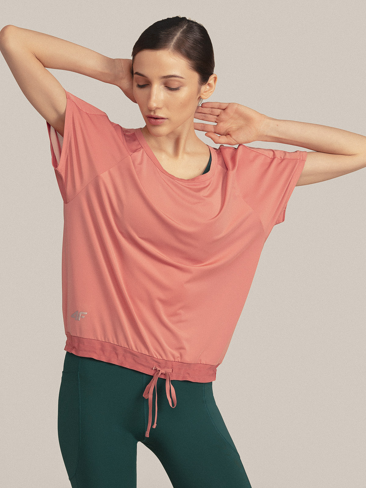 Imagine Tricou Oversize De Yoga