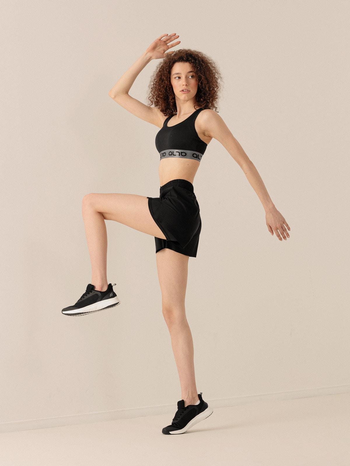 Imagine Pantaloni Scurti De Antrenament Pentru Femei Anna Lewandowska X 4f