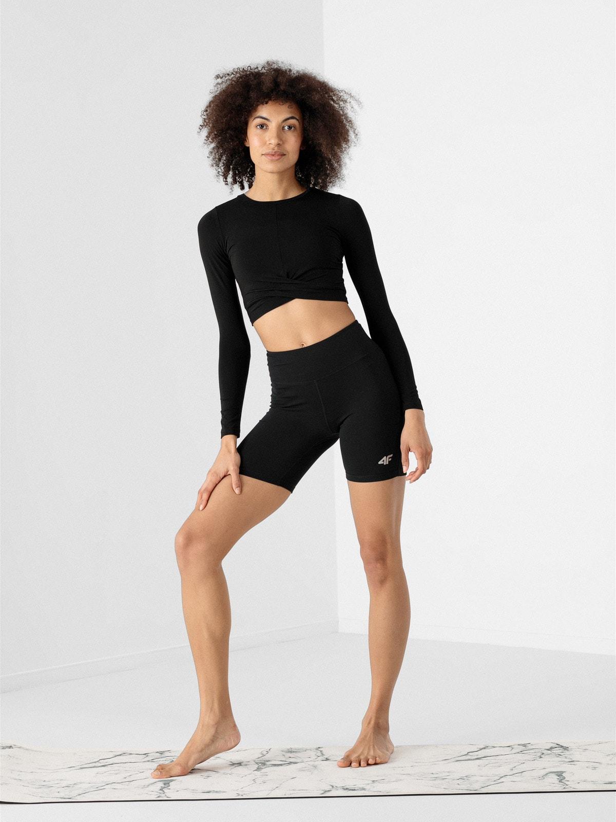 Imagine Pantaloni Scurti De Yoga