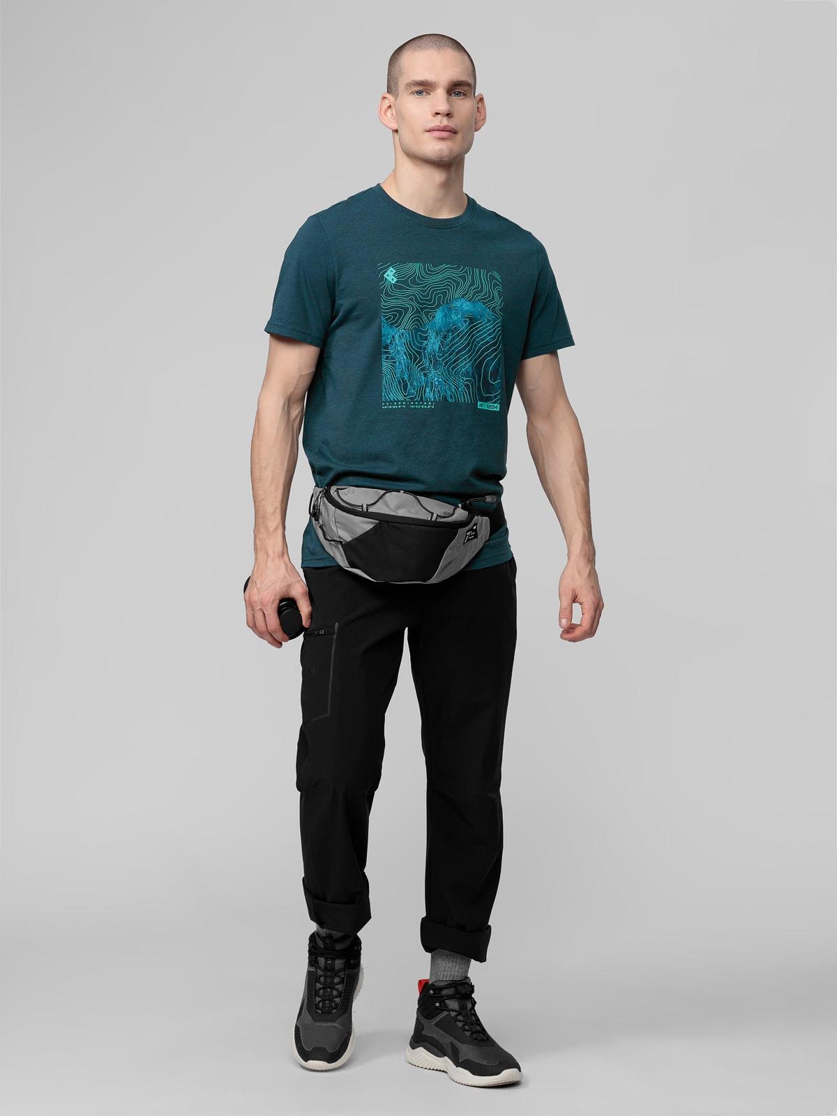 Imagine Pantaloni De Trekking Pentru Barbati