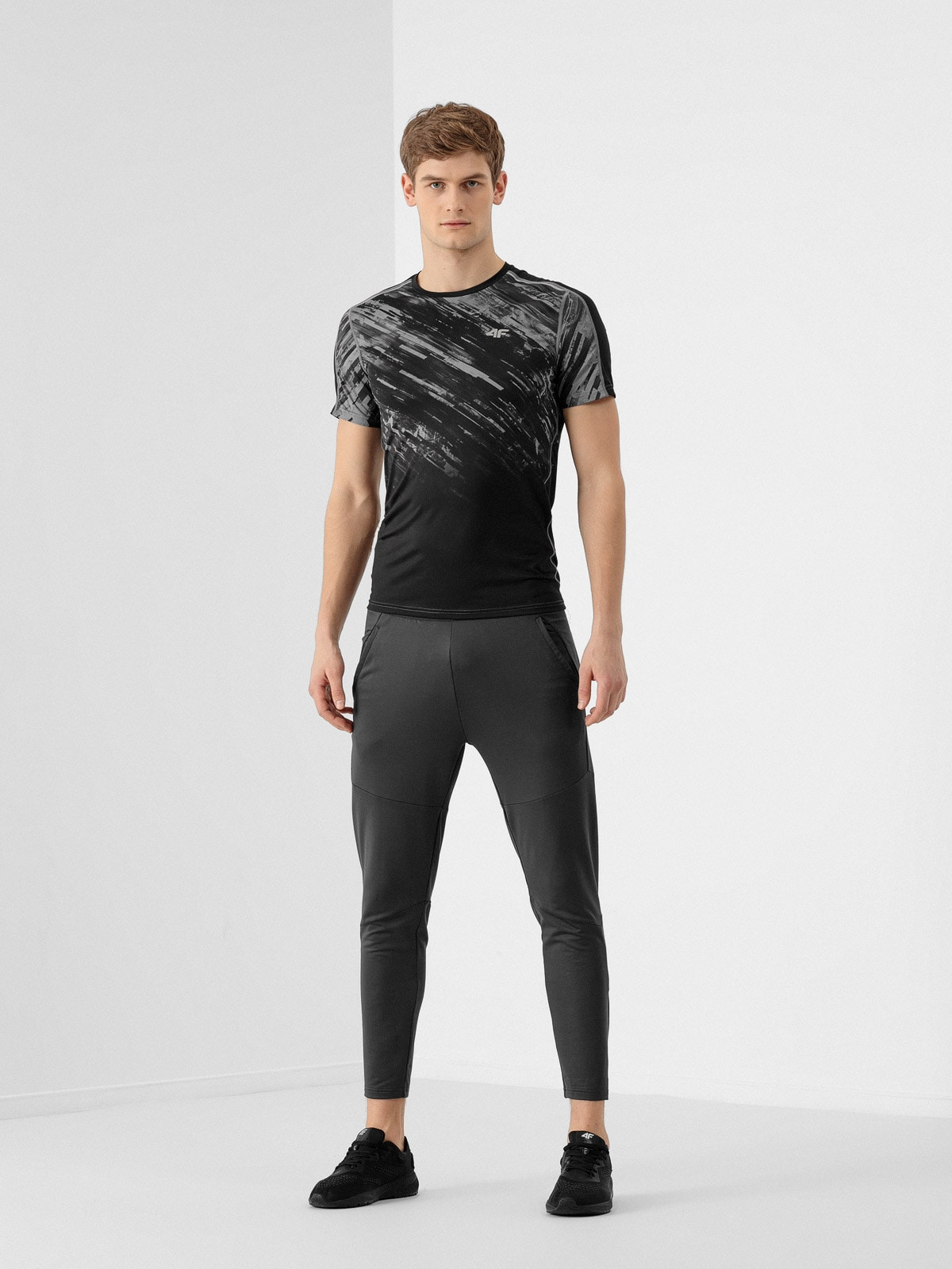 Imagine Pantaloni De Antrenament Pentru Barbati