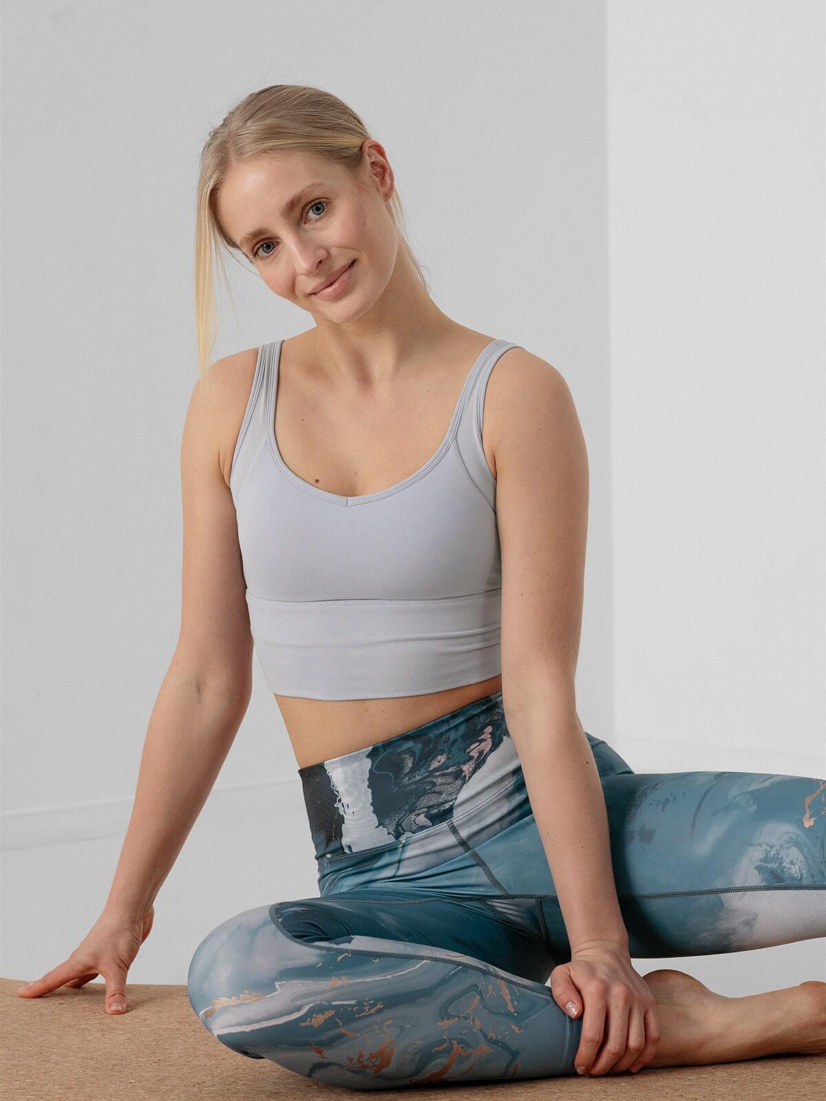 Imagine Top De Yoga Pentru Femei
