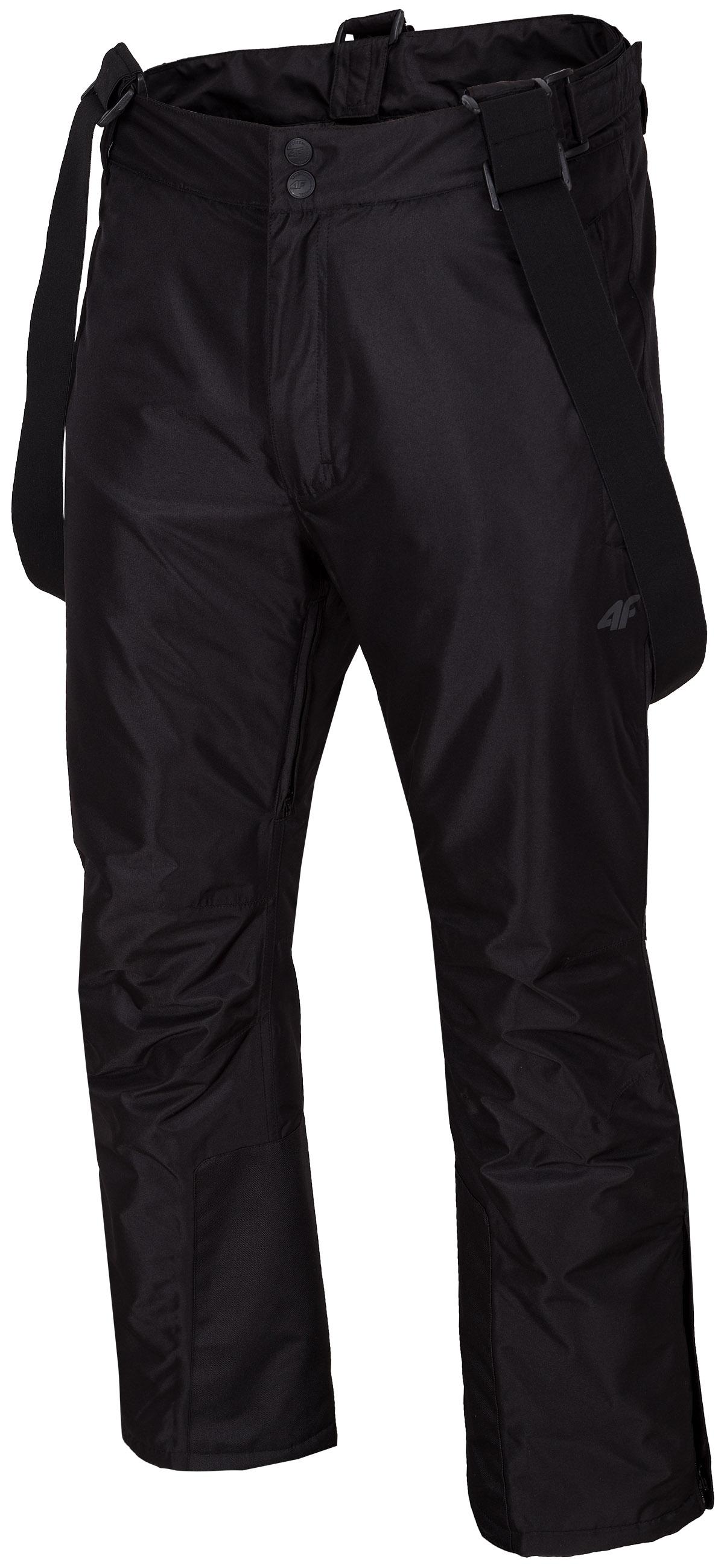 Imagine  Pantaloni De Schi Pentru Barbati Spmn350 Negru Profund