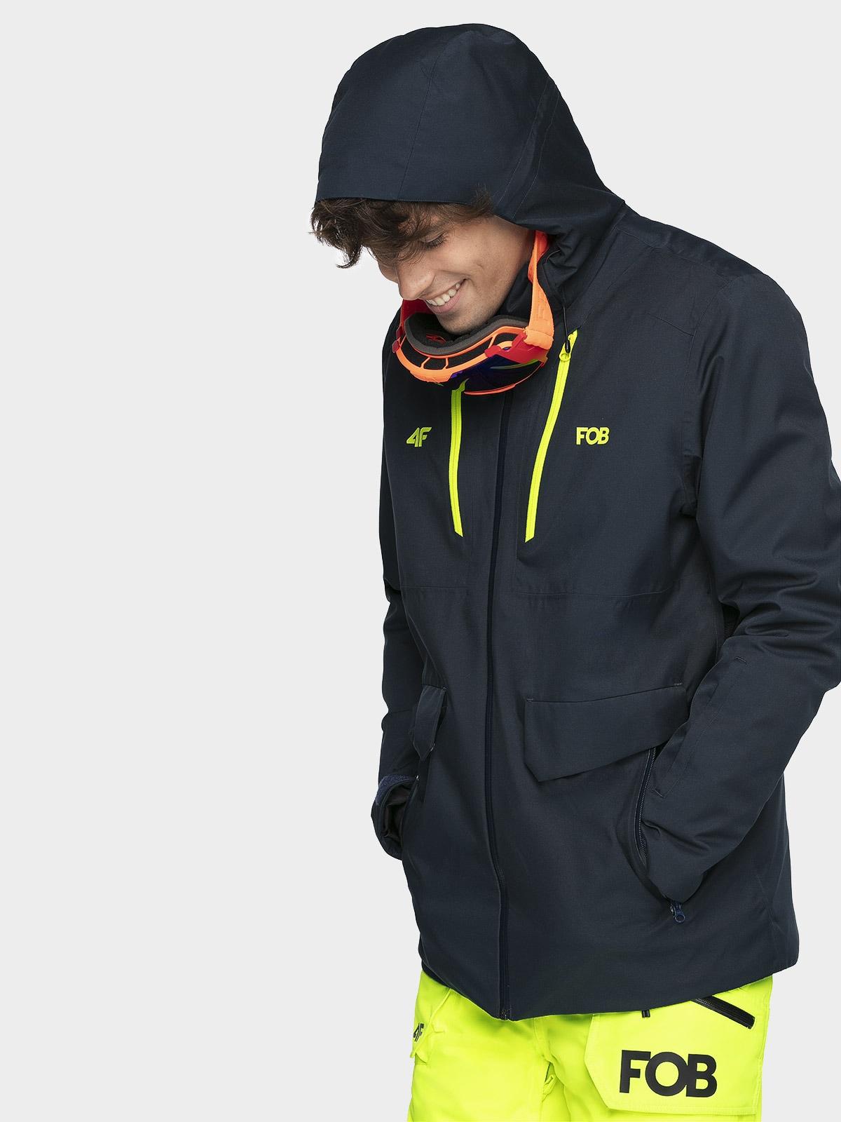 Imagine Jacheta De Snowboard Pentru Barbati