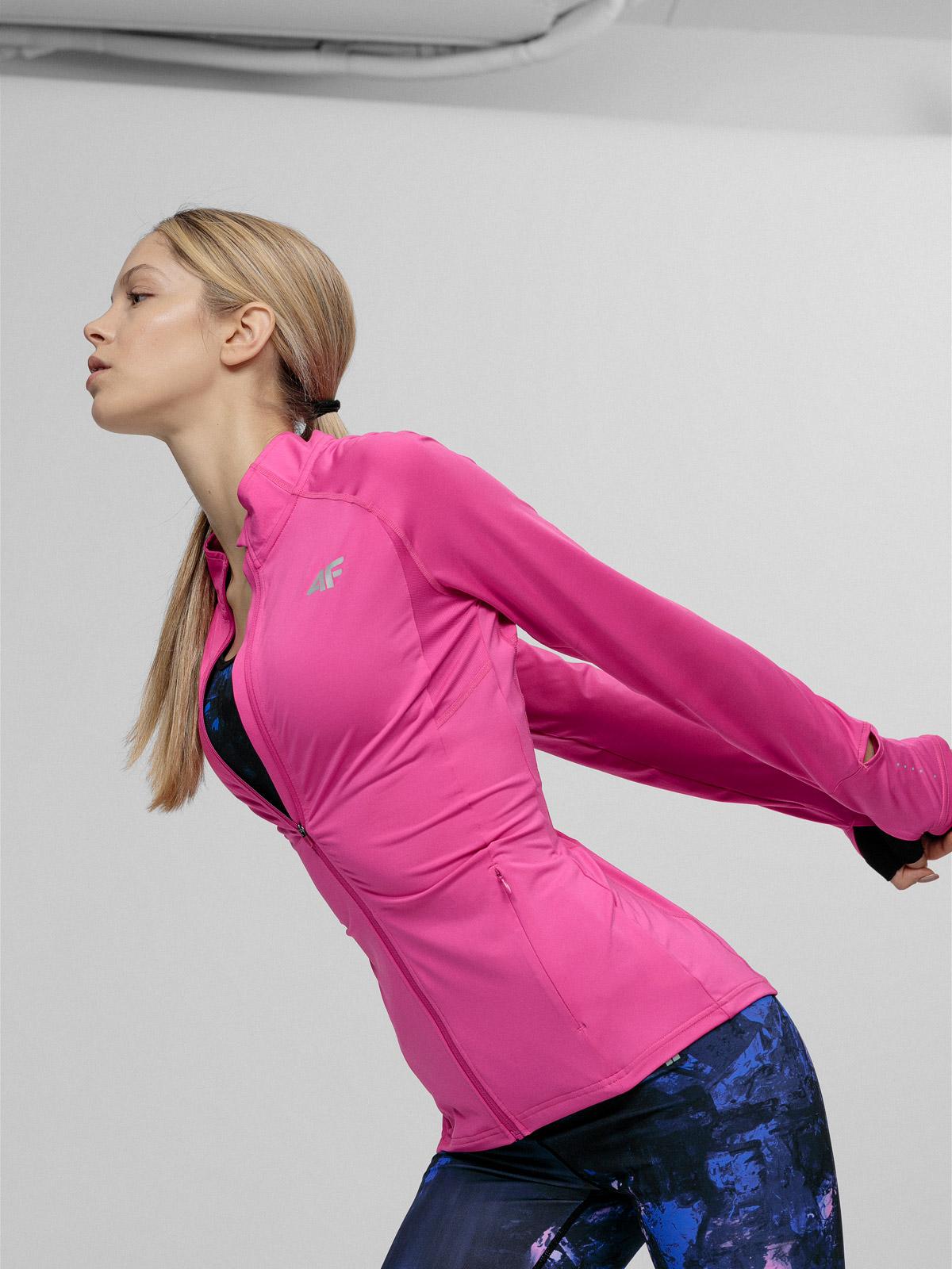 Imagine Bluza De Alergare Pentru Femei
