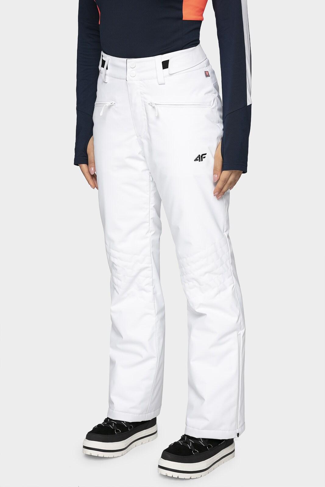 Imagine Pantaloni De Schi Pentru Femei Spdn004 Alb