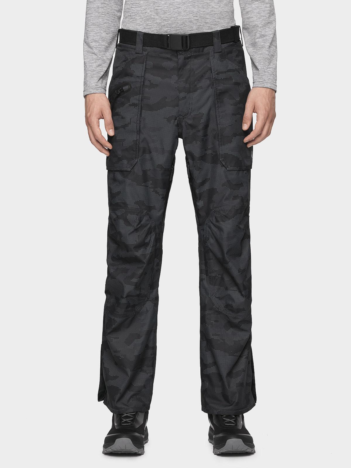 Imagine Pantaloni De Schi Pentru Barbati Spmn070 Multicolor