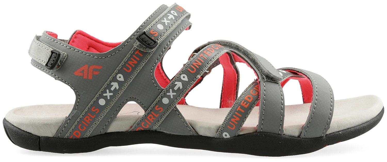 Imagine Sandale Pentru Fete 30 38 Jsad401 Multicolor