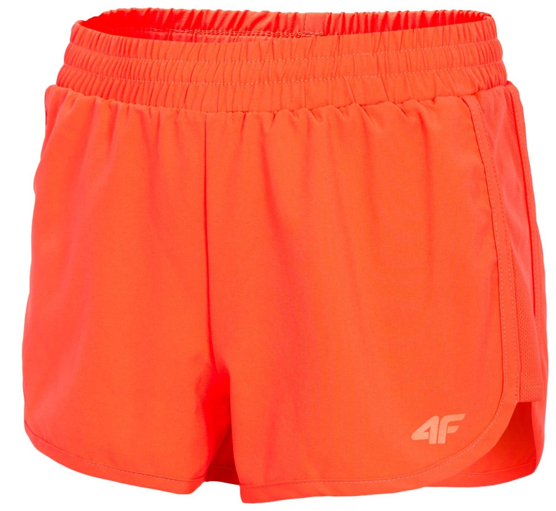 Imagine Pantaloni Scurti Functionali Pentru Fete Jskdtr401 Portocaliu