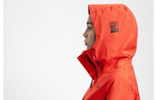 Jacheta de oraș pentru femei KUD301 - roșu