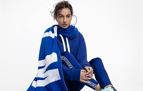 Bluza pentru femei BLD216 - cobalt