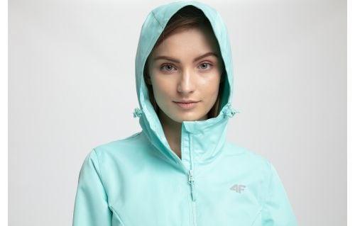 Jacheta de oraş pentru femei KUD004 - menta