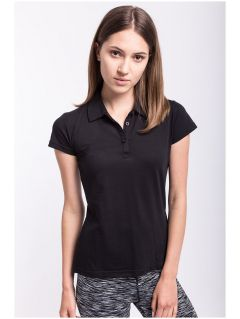 tricou polo pentru femei TSD050 - negru