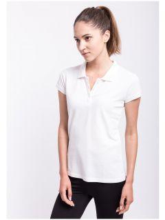 tricou polo pentru femei TSD051A - alb