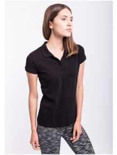 tricou polo pentru femei TSD051A - negru