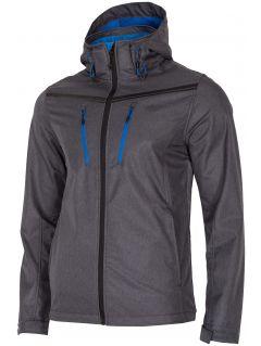 Jacheta softshell pentru bărbaţi SFM204  - Gri închis