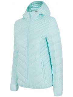Jacheta din puf pentru femei KUD005 - mentă