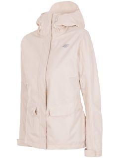 Jacheta de oraş pentru femei KUD007 - bej