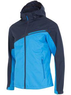 Jacheta de oraş pentru bărbaţi KUM005 - albastru