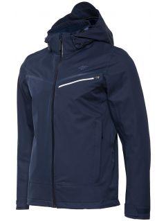 Jacheta de oraş pentru bărbaţi KUM006 - bleumarin