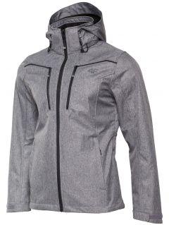 Jacheta softshell pentru bărbaţi SFM003 - gri