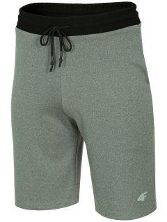 Pantaloni de antrenament pentru bărbați SKMF260 - gri