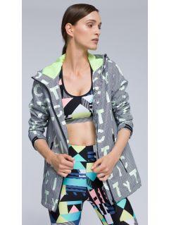 Jacheta de oraş pentru femei KUD006 - multicolor