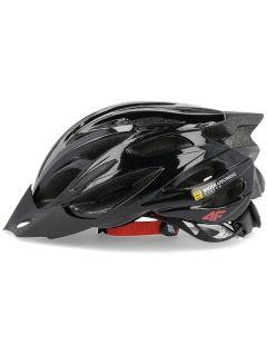 Cască de bicicletă unisex KSR300 - negru intens