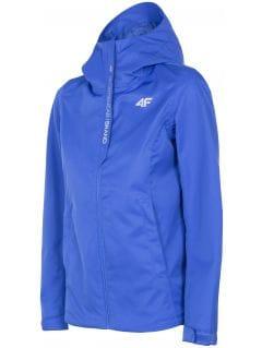 Jachetă de oraș pentru femei KUD300 - cobalt