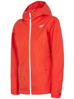 Jachetă de oraș pentru femei KUD301 - roșu