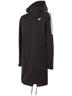 Jachetă pentru femei KUDC242 - gri închis