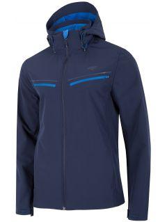 Jachetă softshell pentru bărbați SFM201 - bleumarin închis