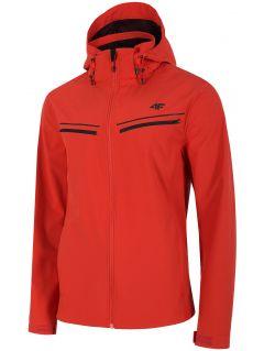 Jachetă softshell pentru bărbați SFM201 - roșu