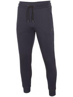 Pantaloni de molton pentru bărbați SPMD301 - bleumarin