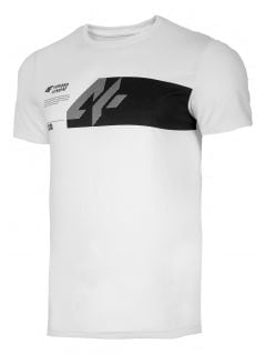 Tricou pentru bărbați TSM202 - alb