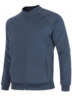 Bluză pentru bărbați BLM205 - bleumarin