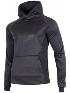Bluză pentru bărbați BLM221 - negru profund