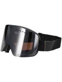 Mască de schi pentru femei GGD150 - negru profund
