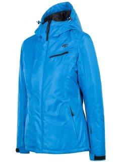 Jachetă de schi pentru femei KUDN253 - albastru
