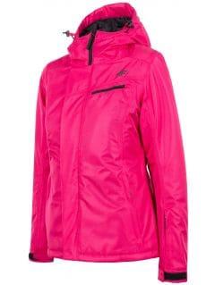 Jachetă de schi pentru femei KUDN253 - roz