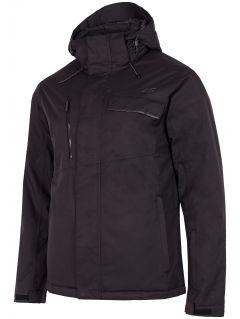 Jachetă de schi pentru bărbați KUMN253 - negru