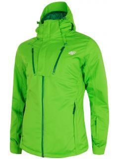 Jachetă de schi pentru bărbați KUMN254 - verde deschis