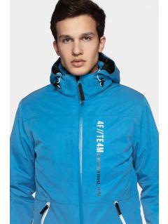 Jachetă de schi pentru bărbați KUMN552R - albastru