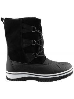 Încălțăminte drumeție pe zăpadă pentru femei OBDH202 - negru