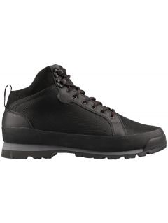 Ghete de trekking pentru bărbați OBMH204 - negru profund