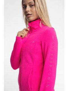 Bluza din fleece pentru femei PLD300 - roz