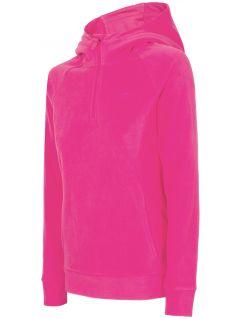 Bluza din fleece pentru femei PLD301 - roz
